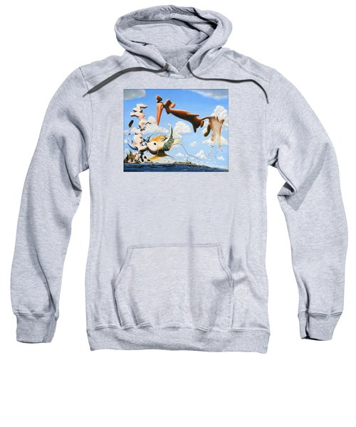 Surreal Friends Sweatshirt