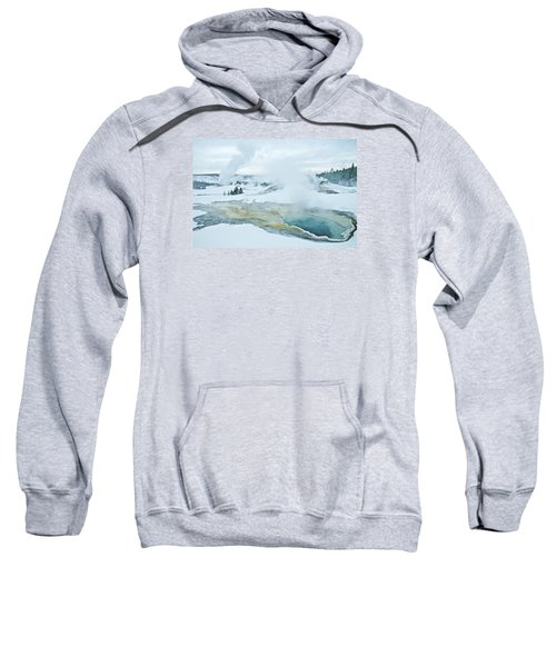 Surreal Landscape Sweatshirt by Gary Lengyel