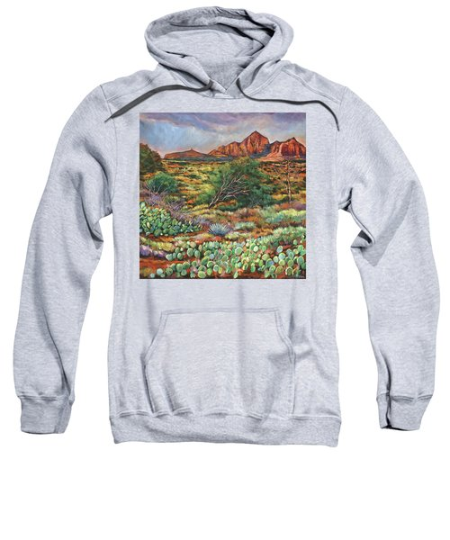 Surrounded By Sedona Sweatshirt