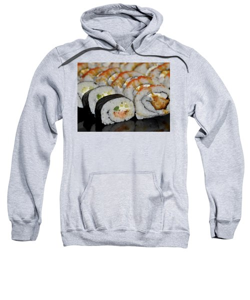 Sushi Rolls From Home Sweatshirt