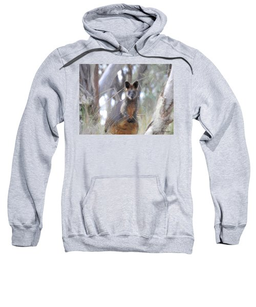 Swamp Wallaby Sweatshirt