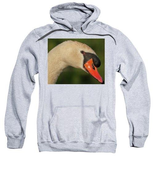 Swan Headshot Sweatshirt