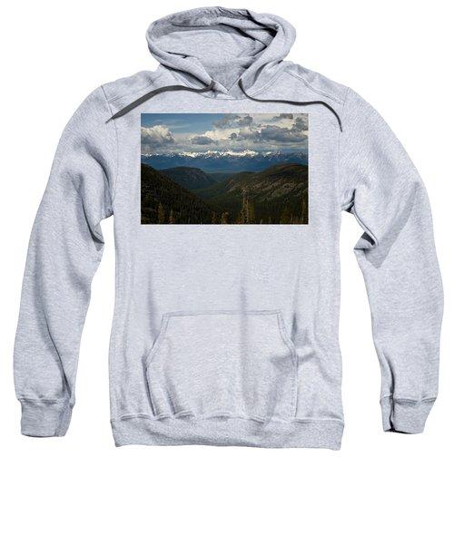 Swan Mountain Range Sweatshirt