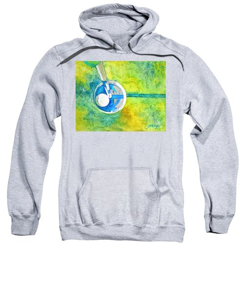 Sweet Anticipation - Golf Series Sweatshirt