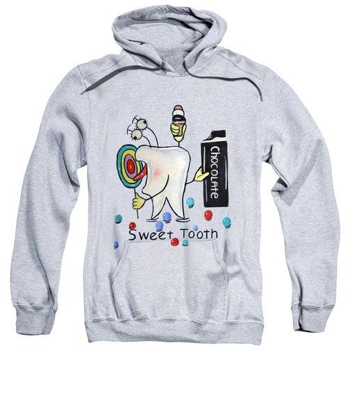 Sweet Tooth T-shirt Sweatshirt