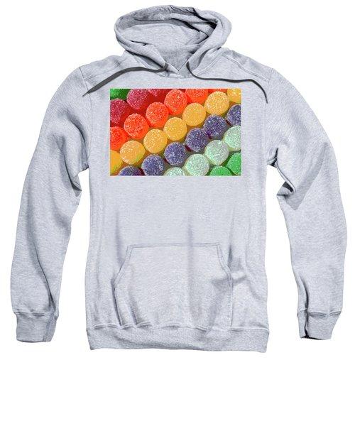Sweet Treats - Spice Drops Posterized Sweatshirt