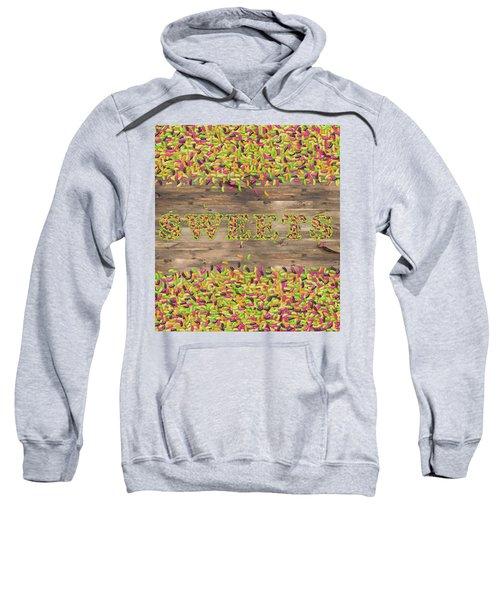 Sweets Sweatshirt by La Reve Design