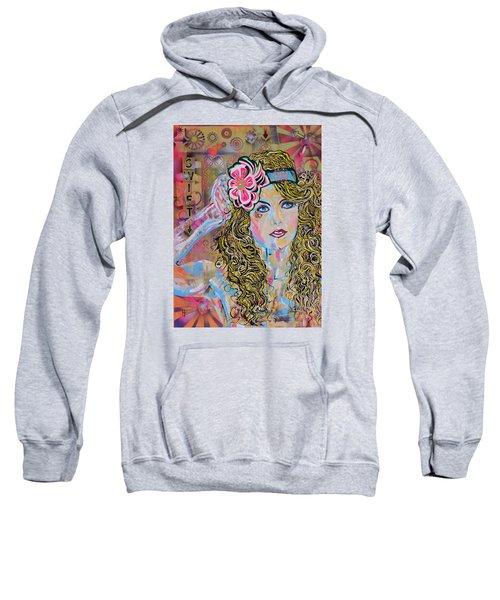Swift Sweatshirt by Heather Wilkerson