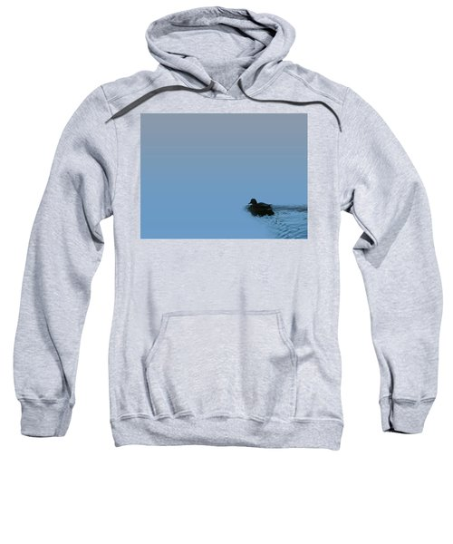 Swimming Duck Sweatshirt
