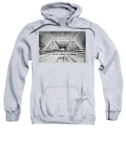 Swing Bridge Blizzard Sweatshirt