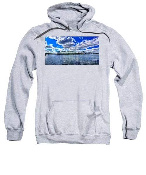 Swing Bridge Heaven Sweatshirt
