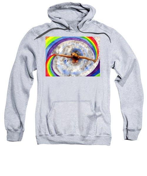 Swirl Sweatshirt