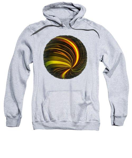 Swirls And Curls Sweatshirt