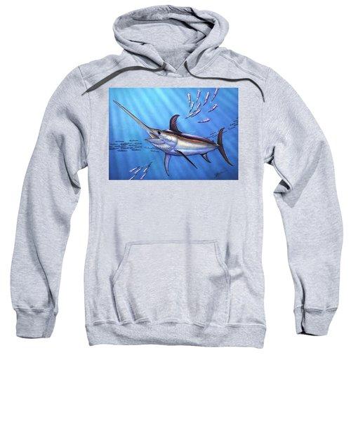 Swordfish In Freedom Sweatshirt