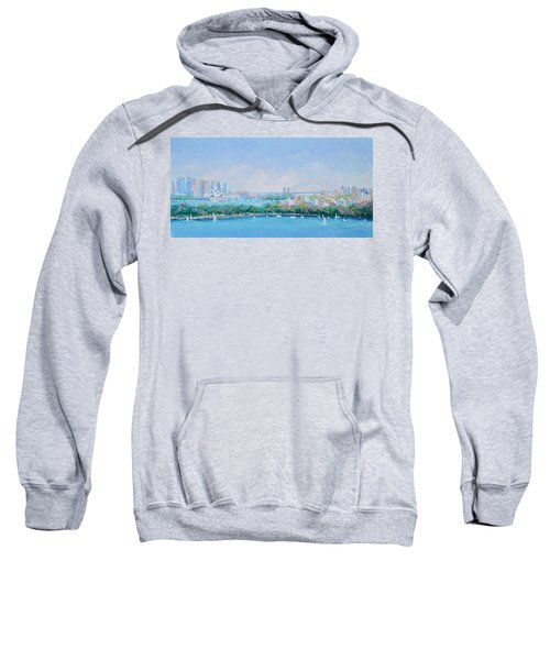 Sydney Harbour Bridge - Sydney Opera House - Sydney Harbour Sweatshirt