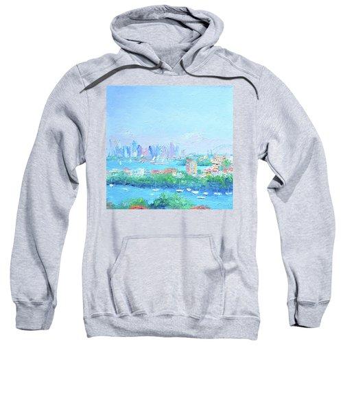 Sydney Harbour Impression Sweatshirt