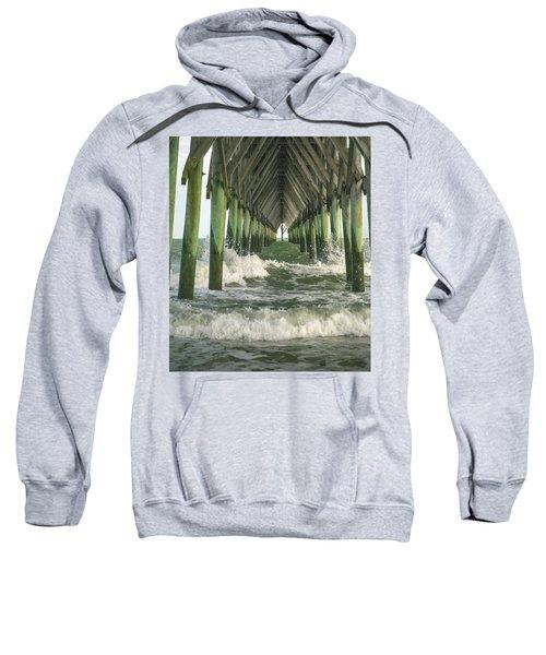 Symbolic Surf City Pier Sweatshirt