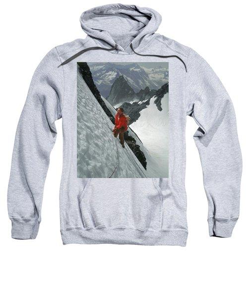 T-202707 Eric Bjornstad On Howser Peak Sweatshirt