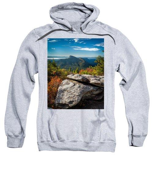 Table Rock Fall Morning Sweatshirt