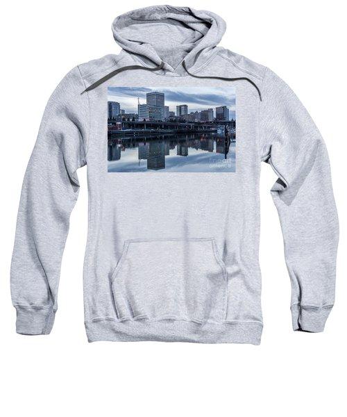 Tacoma Waterfront,washington Sweatshirt