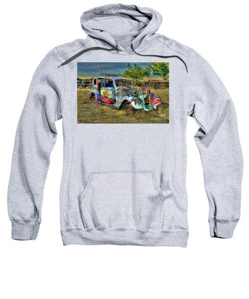 Tagged #3 Sweatshirt