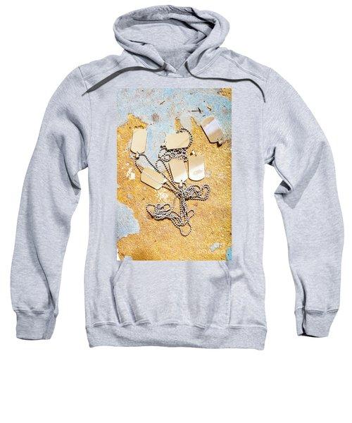 Tags Of War Sweatshirt