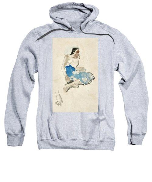 Tahitiene Assise Sweatshirt