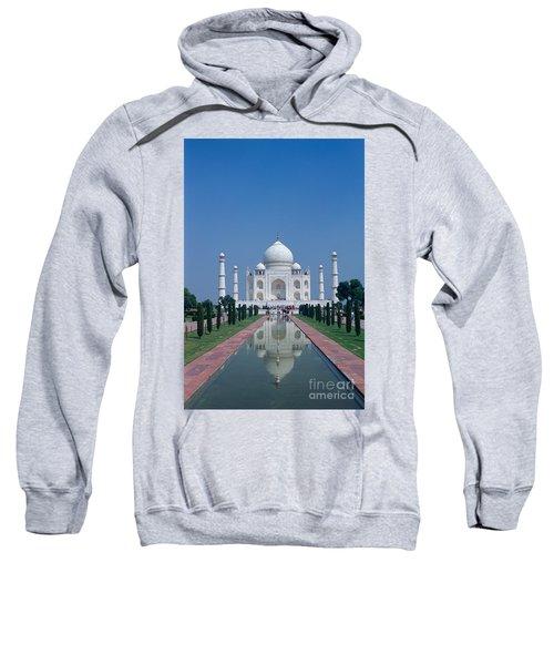 Taj Mahal View Sweatshirt