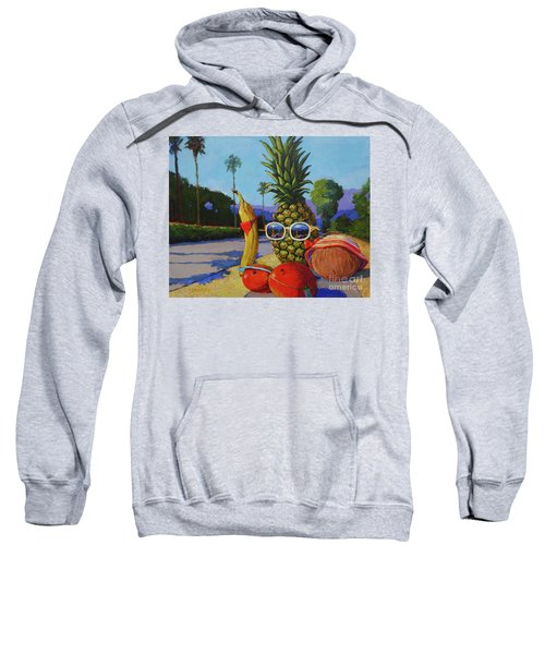 Take A Daily Walk Sweatshirt