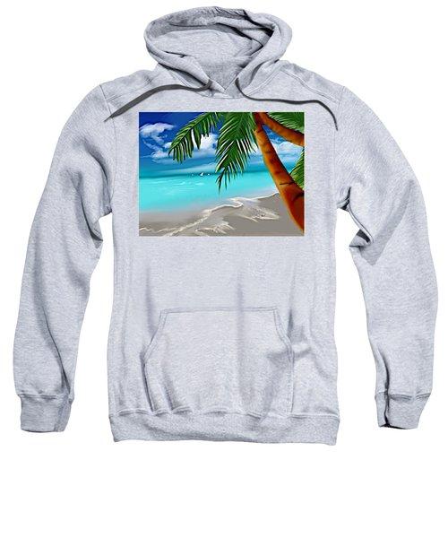 Takemeaway Beach Sweatshirt