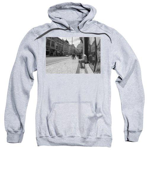 Taking A Nap Sweatshirt