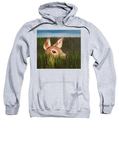Tall Grass    #63 Sweatshirt