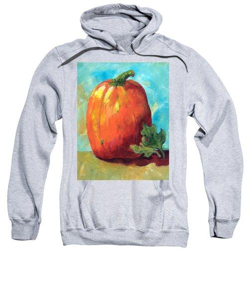 Tall Pumpkin Sweatshirt