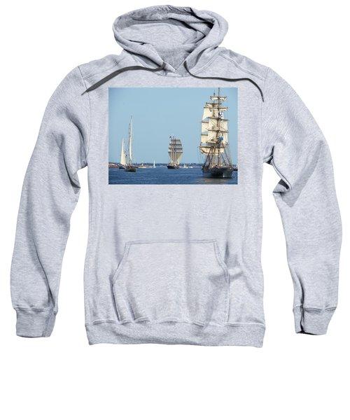 Tallships At Aarhus Sweatshirt