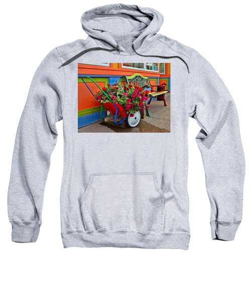 Tannersville Color Blast Sweatshirt