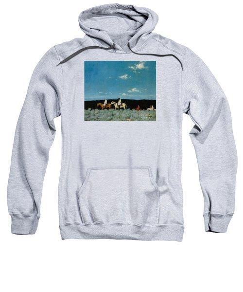 Taos Indians Homeward Bound Sweatshirt