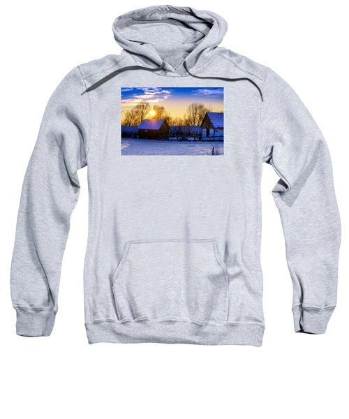 Tarchomin Sunset Sweatshirt