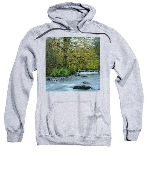 Tarr Steps Clapper Bridge Sweatshirt