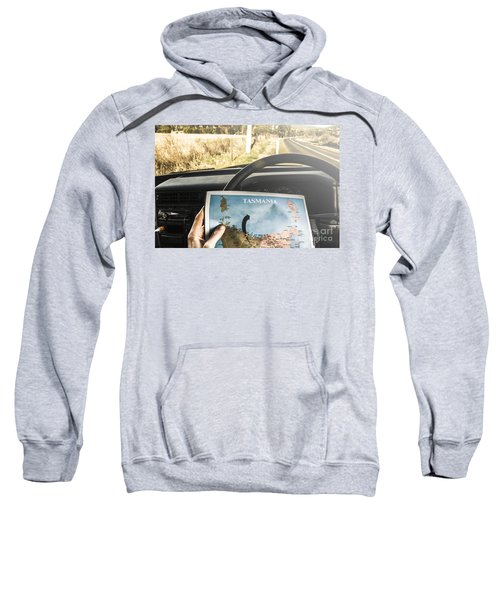 Tasmania Road Trip Sweatshirt