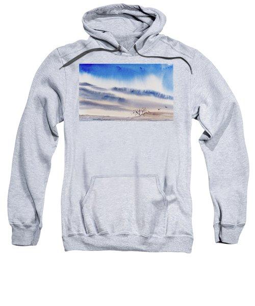 Tasmanian Skies Never Cease To Amaze And Delight. Sweatshirt