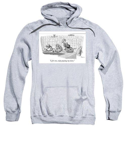 Taxes Sweatshirt