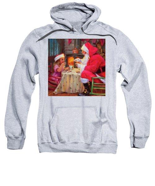 Tea For Two Sweatshirt