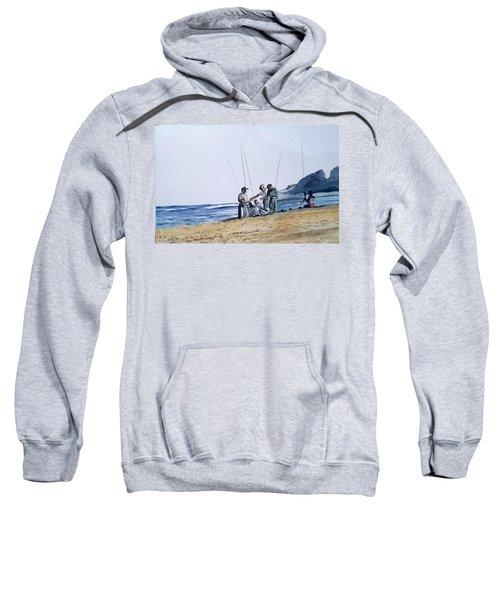 Teach Them To Fish Sweatshirt