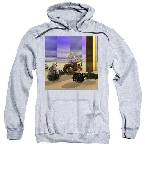 Tears In The Desert Sweatshirt