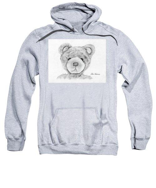 Teddybear Portrait Sweatshirt