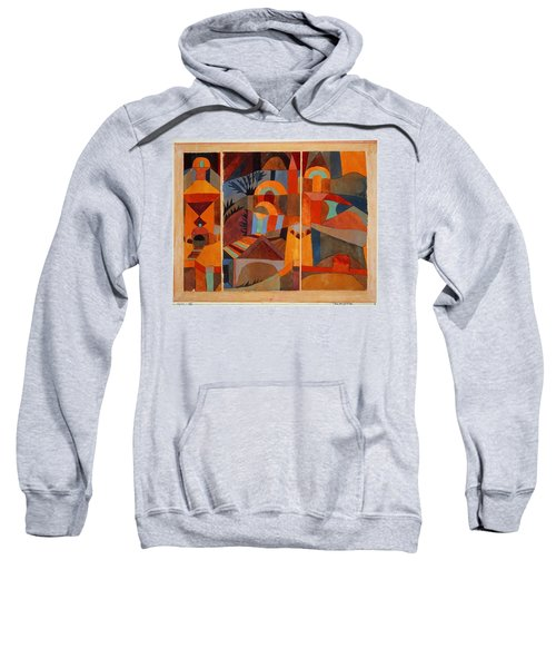 Temple Gardens Sweatshirt