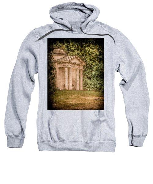 Kew Gardens, England - Temple Of Bellona Sweatshirt