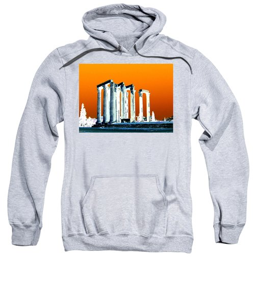 Temple Of Zeus Sweatshirt