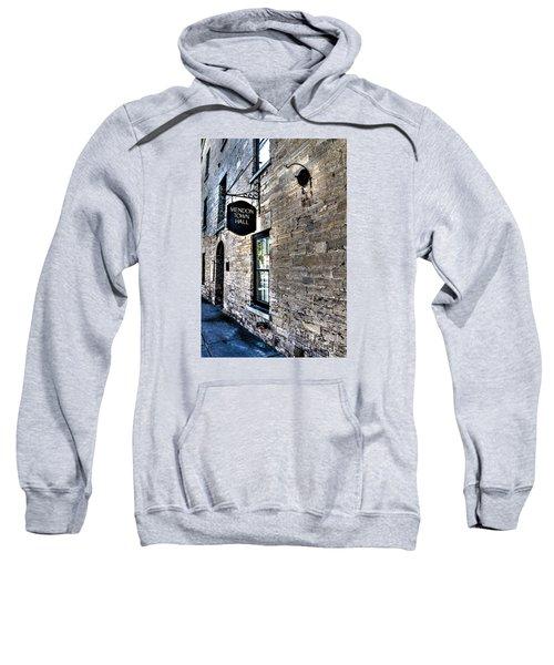 Mendon Town Hall Sweatshirt