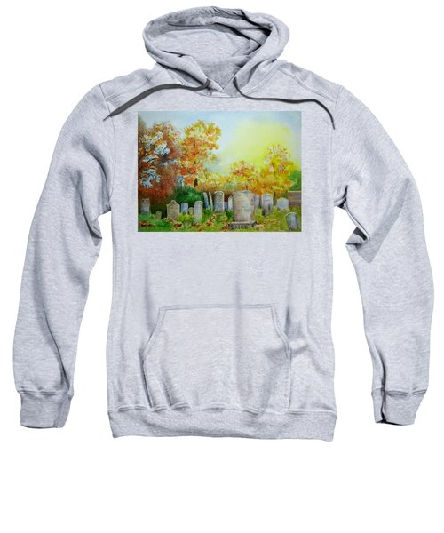 Tennant Cemetery New Jersey Sweatshirt